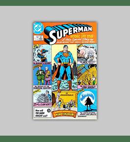 Superman 423 1986