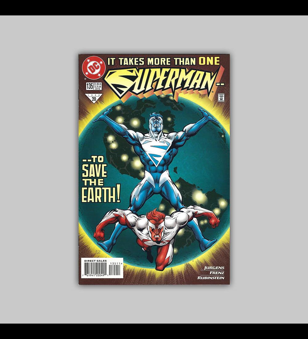 Superman (Vol. 2) 135 1998