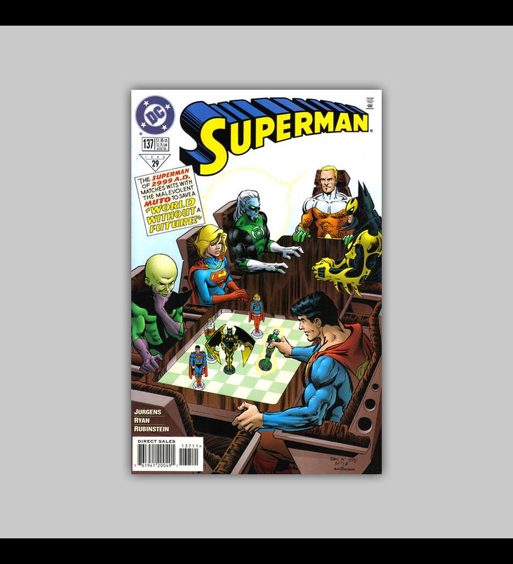 Superman (Vol. 2) 137 1998