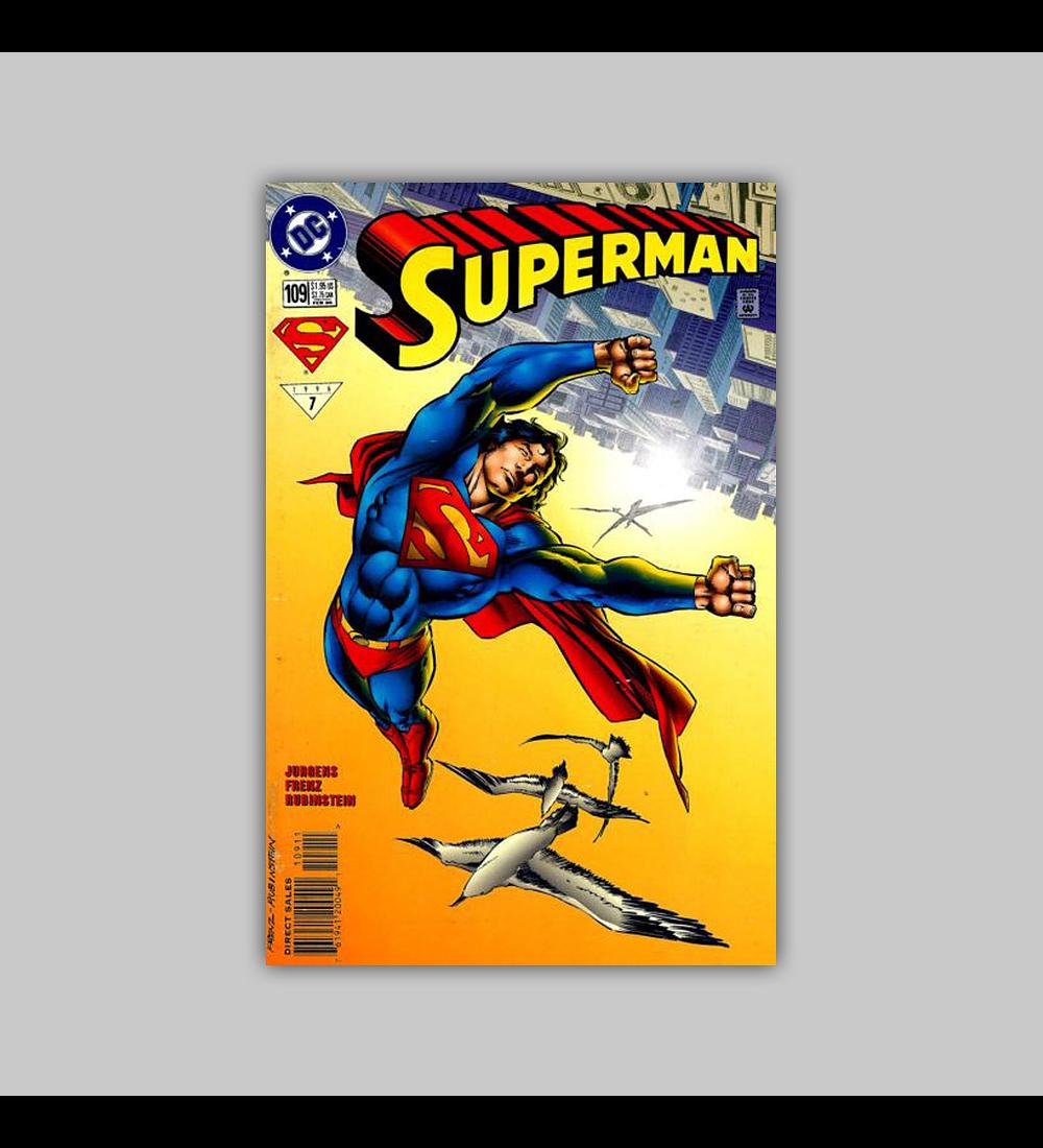 Superman (Vol. 2) 109 1996