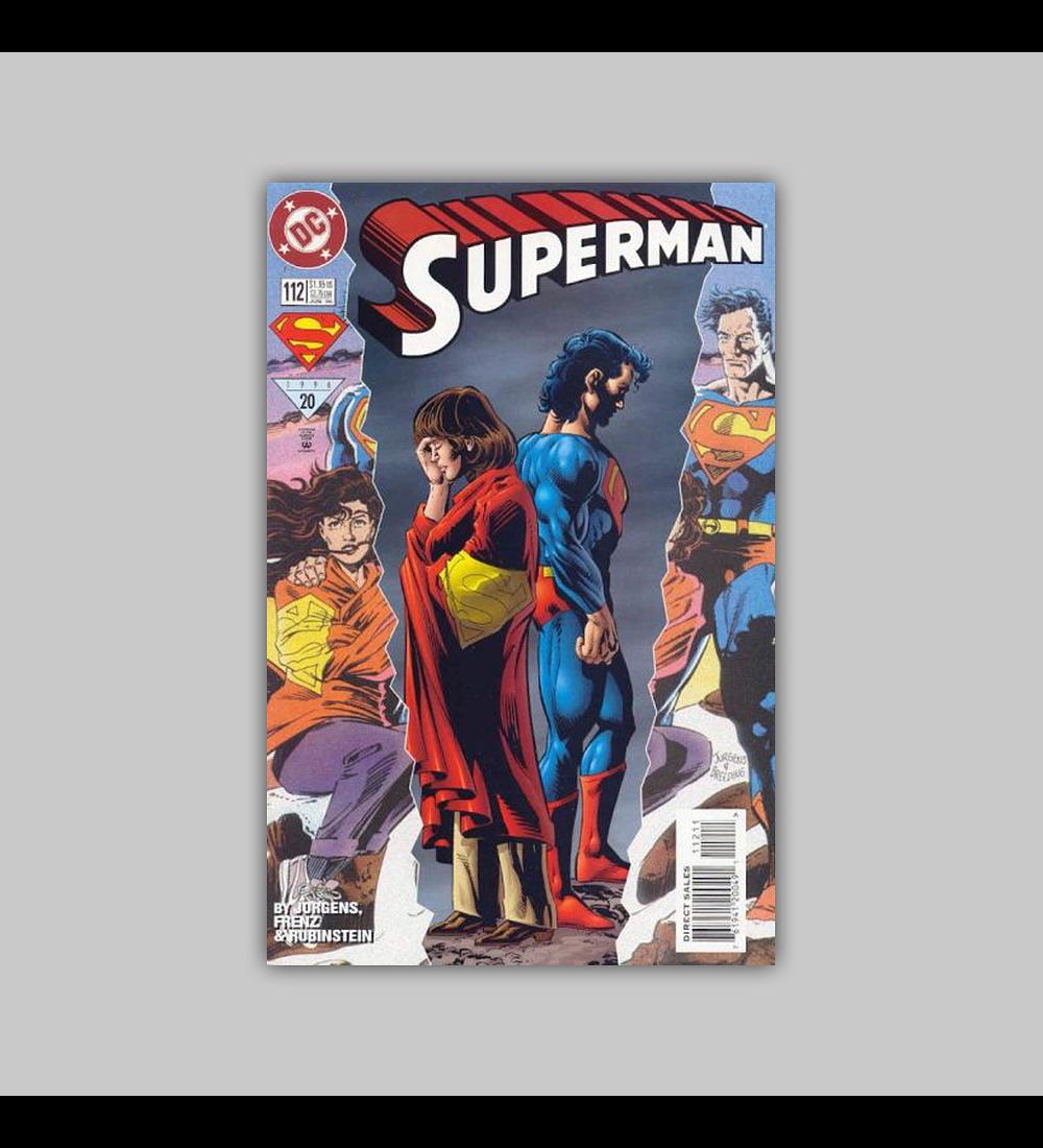 Superman (Vol. 2) 112 1996