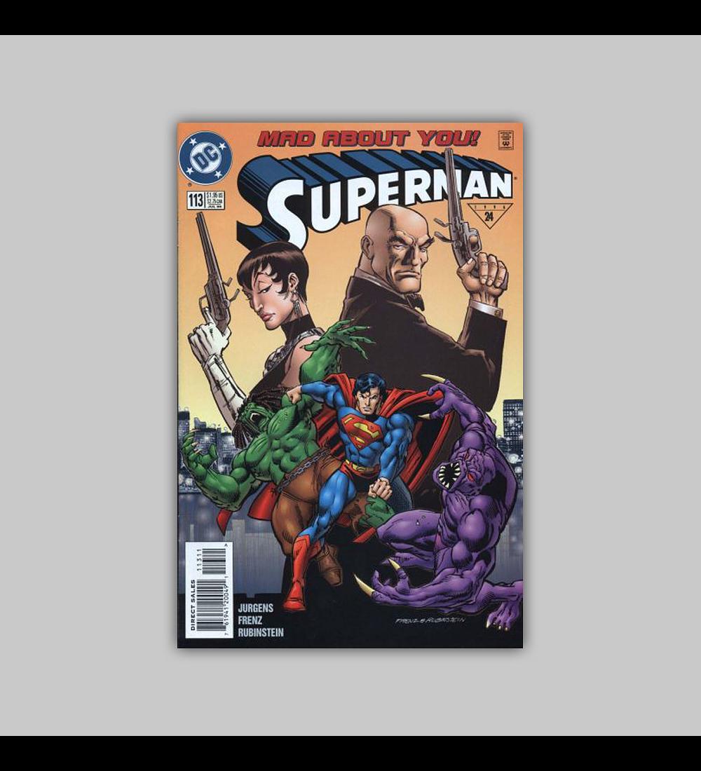 Superman (Vol. 2) 113 1996