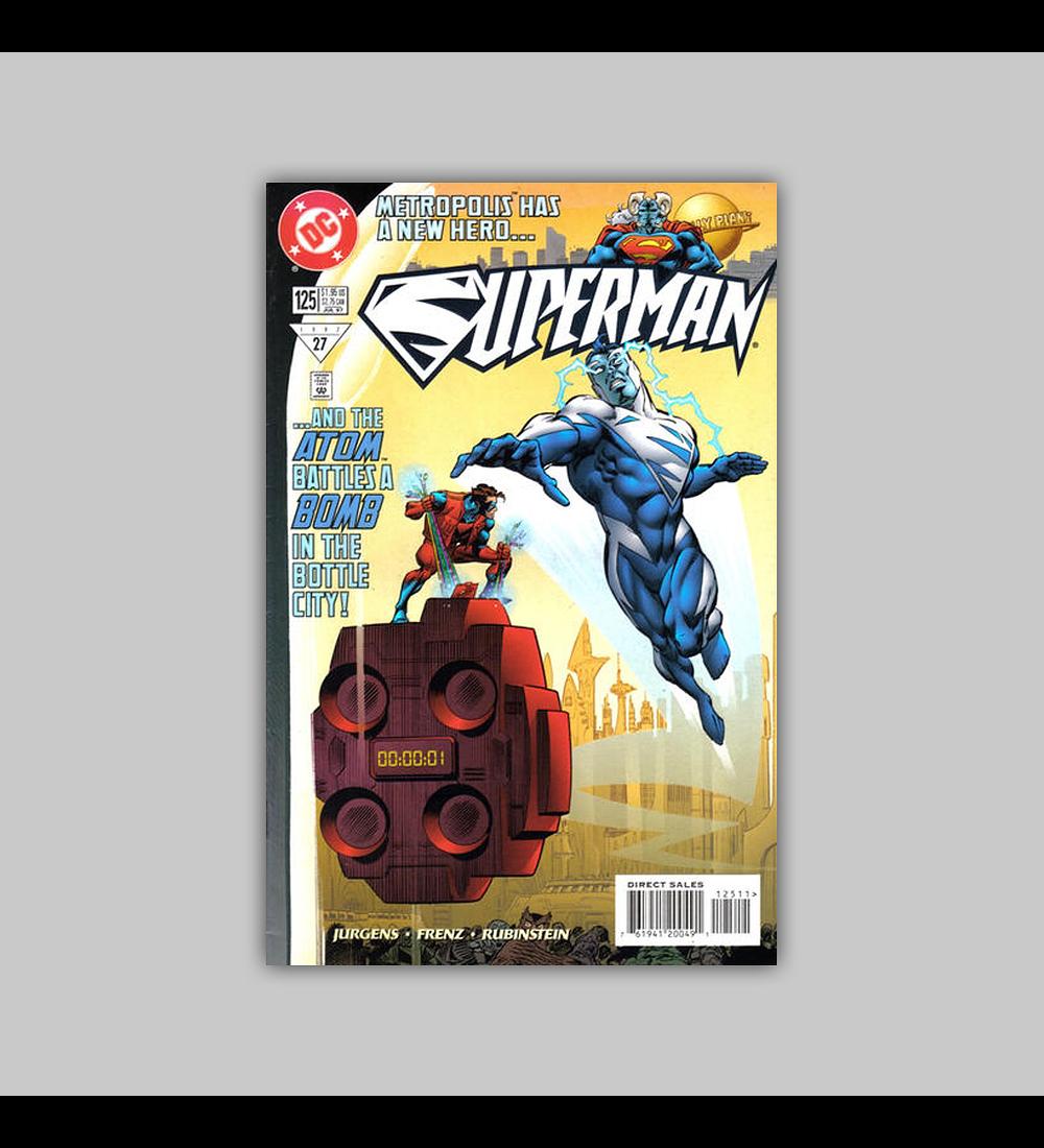 Superman (Vol. 2) 125 1997