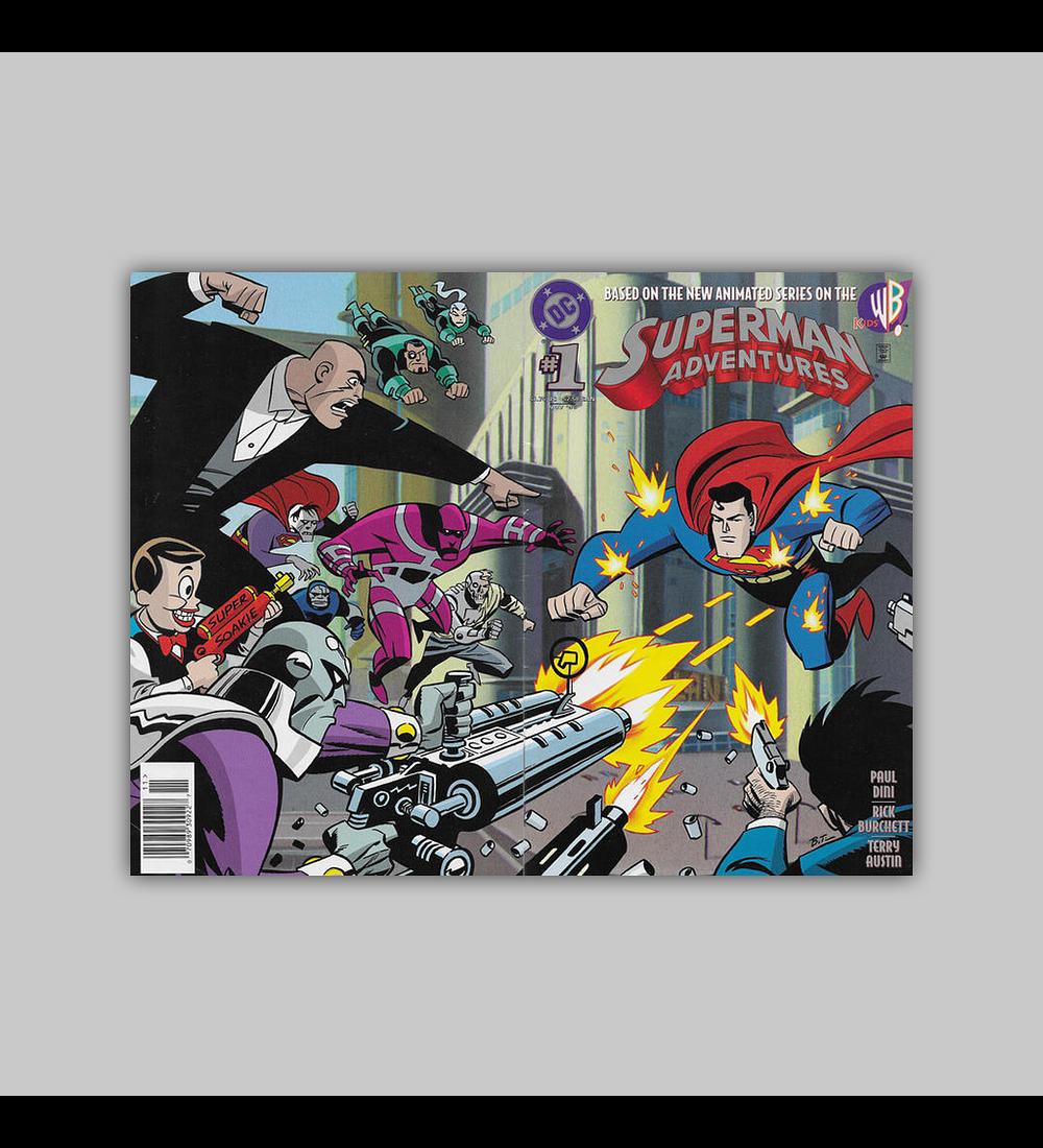 Superman Adventures 1 1996