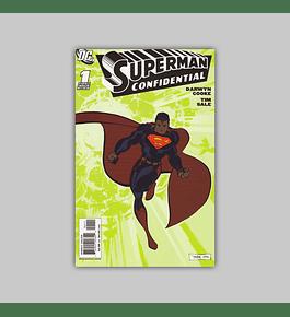 Superman: Confidential 1 2007