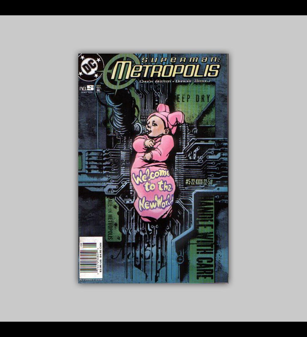 Superman: Metropolis 5 2003