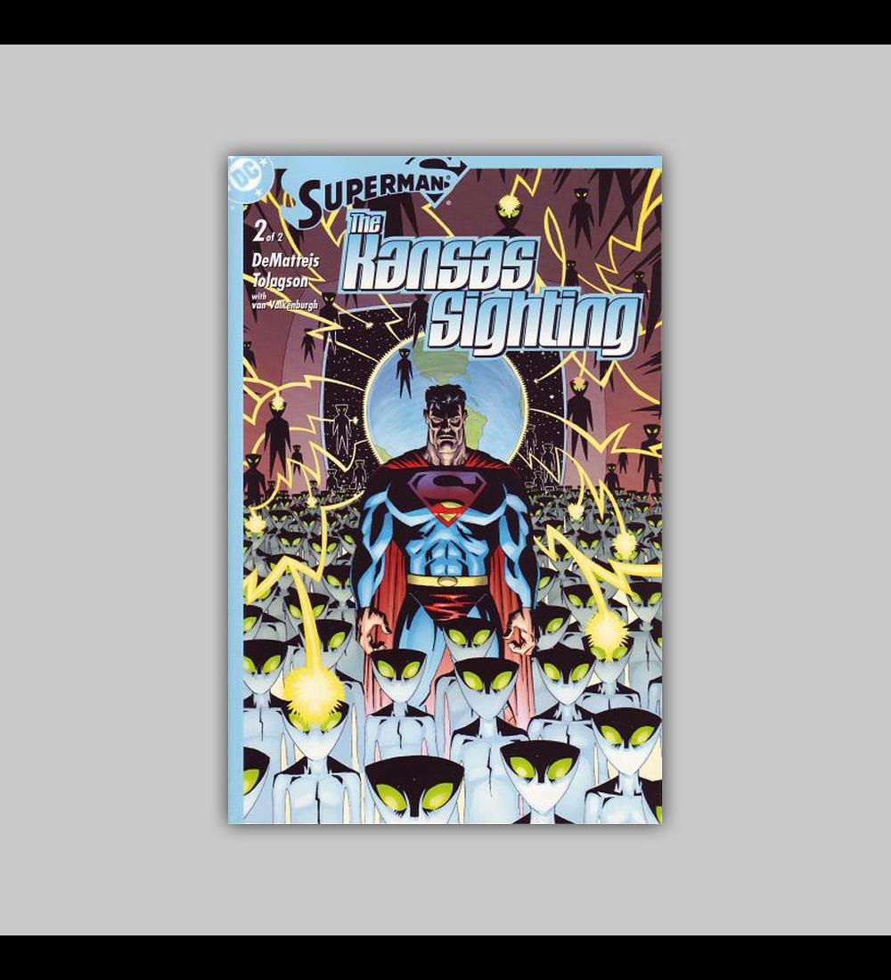 Superman: The Kansas Sighting 2 2004
