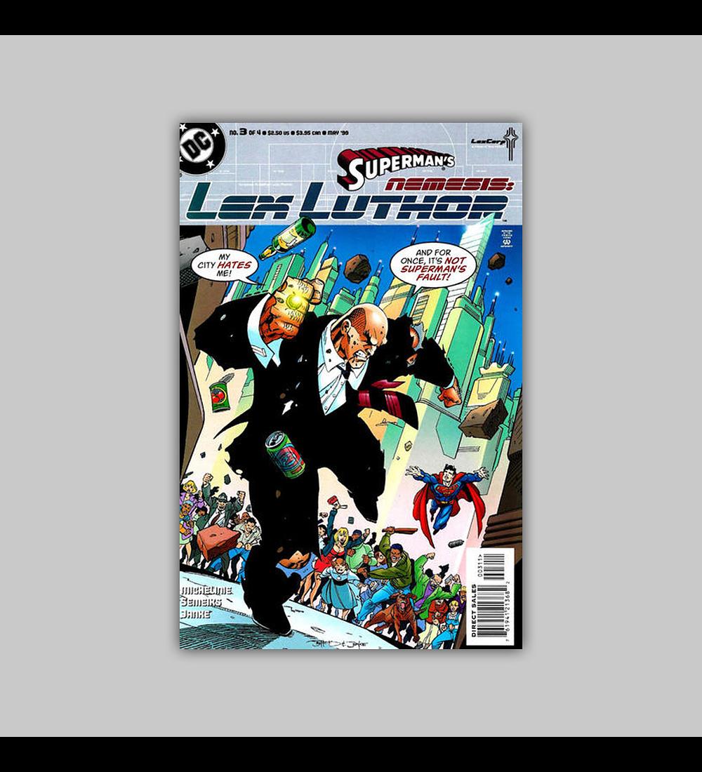Superman's Nemesis: Lex Luthor 3 1999