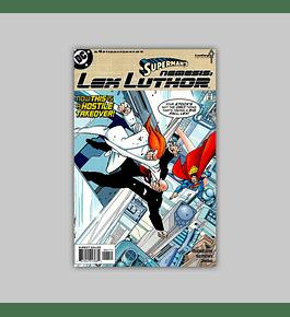 Superman's Nemesis: Lex Luthor 4 1999