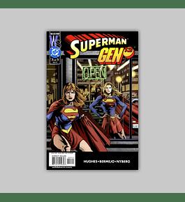 Superman/Gen13 3 2000