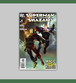Superman/Shazam: First Thunder 1 2005