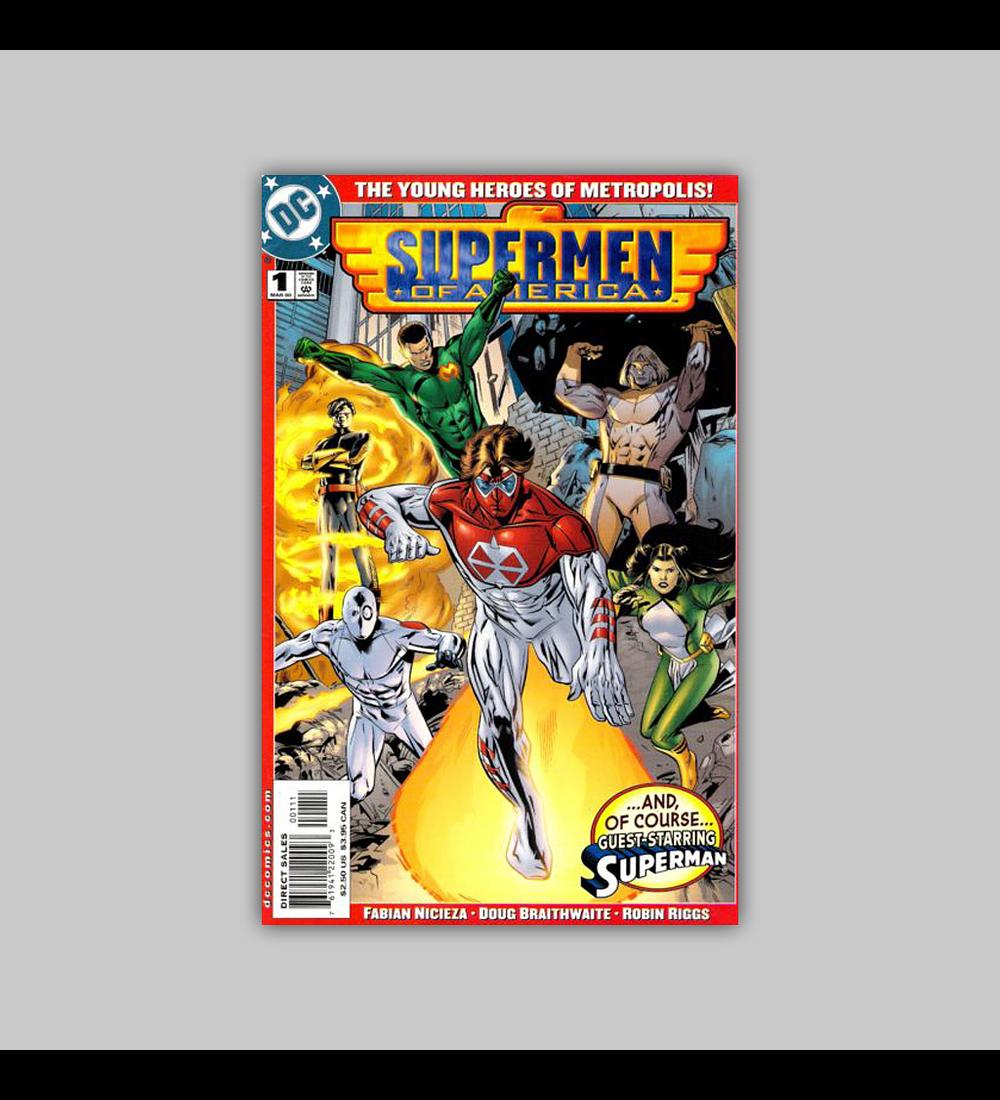 Supermen of America 1 2000