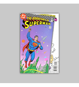 The Adventures of Superman 559 1998
