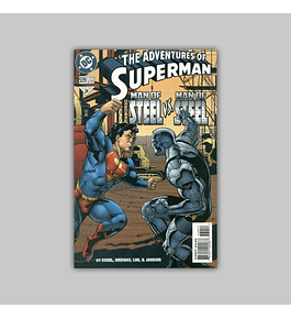The Adventures of Superman 539 1996
