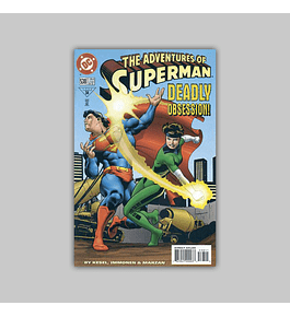 The Adventures of Superman 538 1996