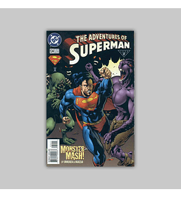 The Adventures of Superman 534 1996