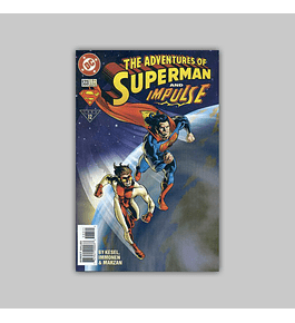 The Adventures of Superman 533 1996