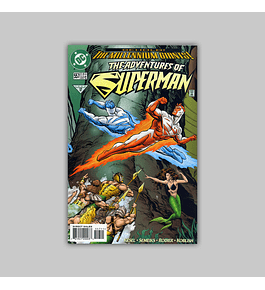The Adventures of Superman 557 1998