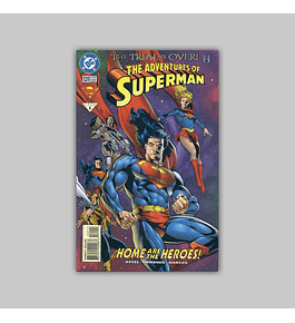 The Adventures of Superman 531 1996