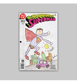 The Adventures of Superman 558 1998