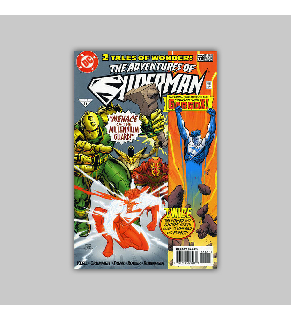 The Adventures of Superman 556 1998