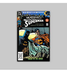 The Adventures of Superman 467 1990