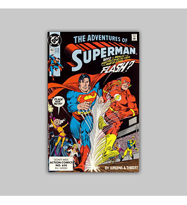 The Adventures of Superman 463 1990