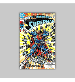 The Adventures of Superman 468 1990