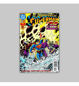 The Adventures of Superman 508 1994