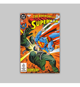 The Adventures of Superman 497 1992