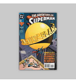 The Adventures of Superman 522 1995