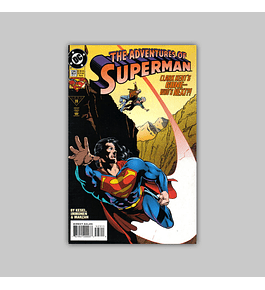 The Adventures of Superman 523 1995