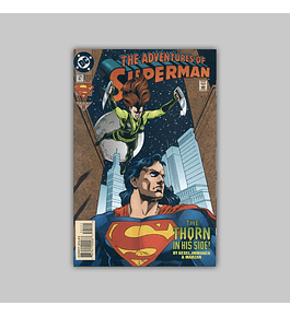 The Adventures of Superman 521 1995