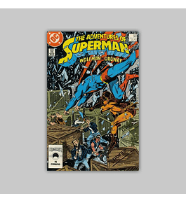 The Adventures of Superman 434 1987