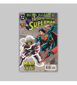 The Adventures of Superman 519 1995