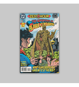 The Adventures of Superman 516 VF (8.0) 1994