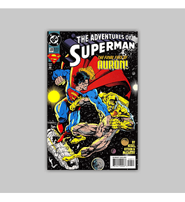 The Adventures of Superman 509 1994