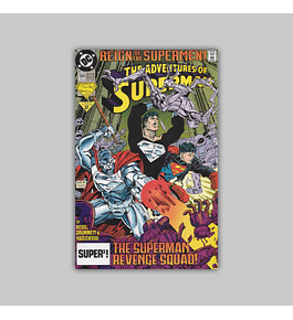 The Adventures of Superman 504 1993