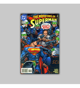 The Adventures of Superman 566 1999