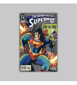 The Adventures of Superman 526 1995