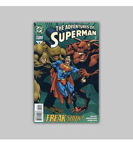 The Adventures of Superman 537 1996