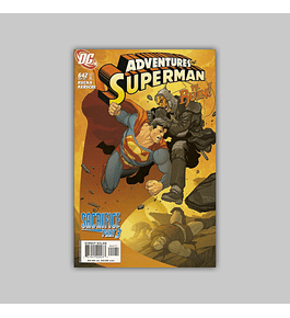 The Adventures of Superman 642 2005