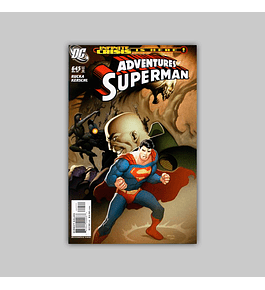 The Adventures of Superman 645 2005