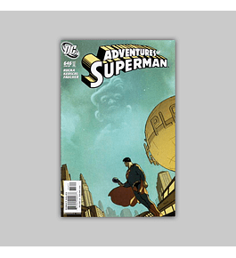 The Adventures of Superman 646 2006