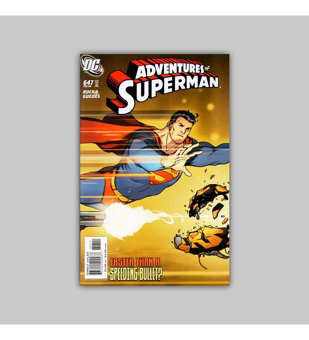 The Adventures of Superman 647 2006