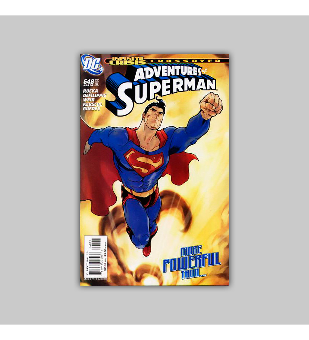 The Adventures of Superman 648 2006