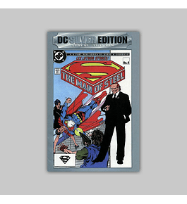 The Man of Steel Silver Edition 4 1993