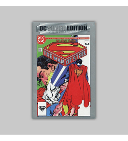 The Man of Steel Silver Edition 5 1986