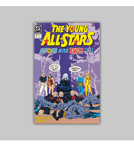 The Young All-Stars 21 1988