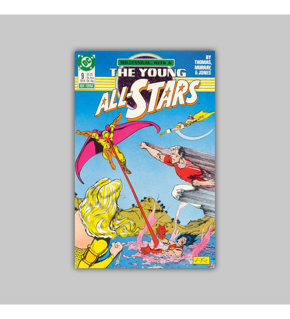 The Young All-Stars 9 1988